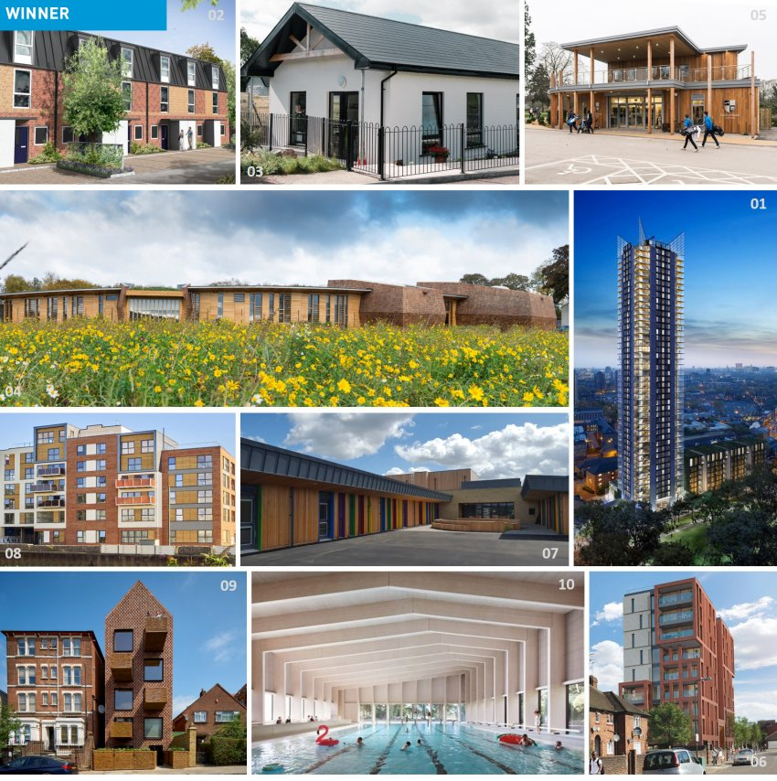Timber Top Apartments: 2018 Winners And Finalists Offsite Construction Awards